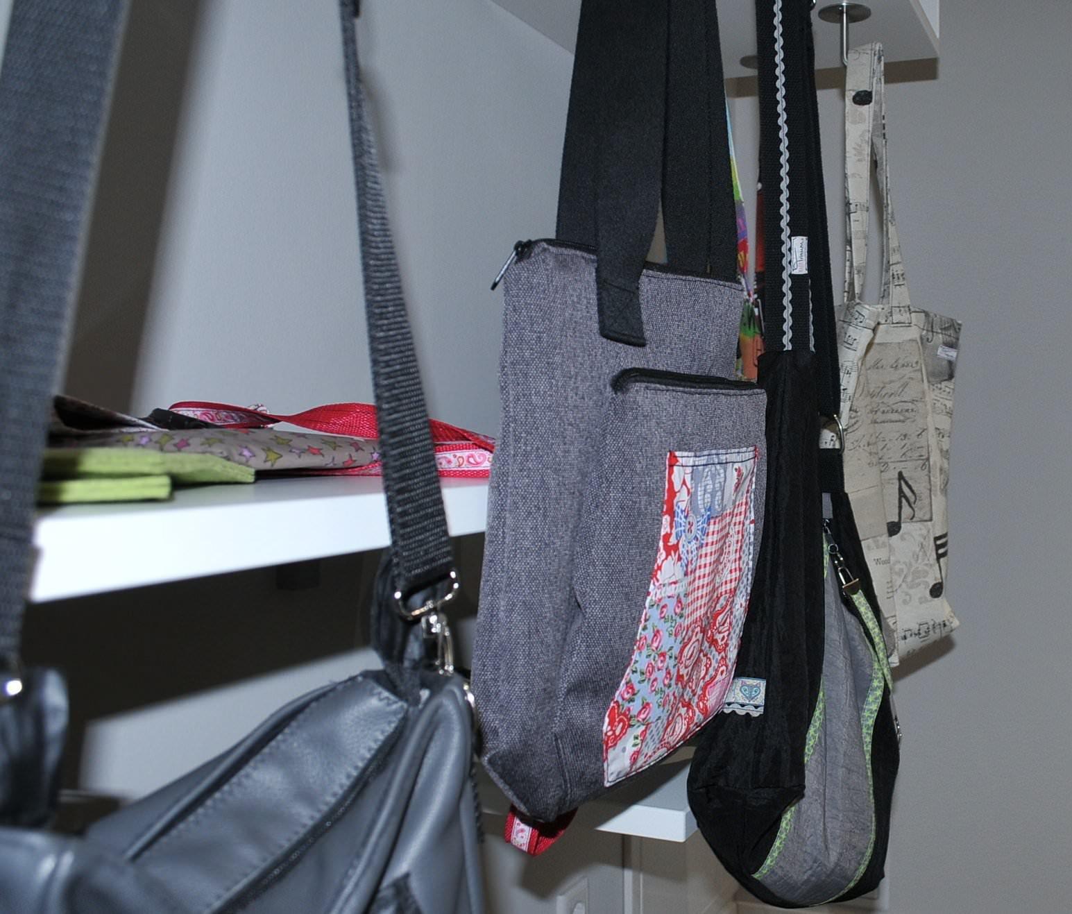 Die Tasche für die Tasche