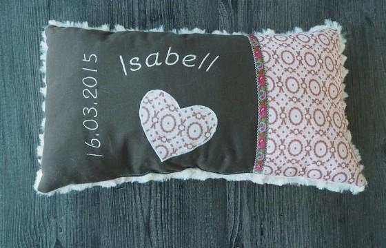 Kissen Isabell